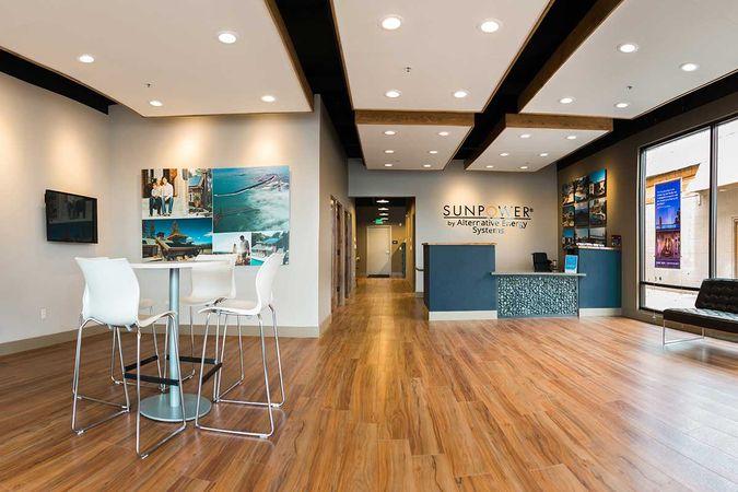 Solar Panel Company Design Center