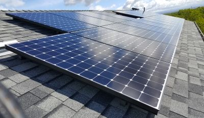 Solar Panels in Northern California