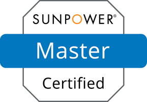 Sunpower Master Certified Logo