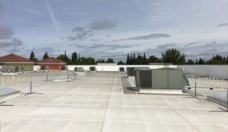 Commercial Solar Panel Installation in Chico