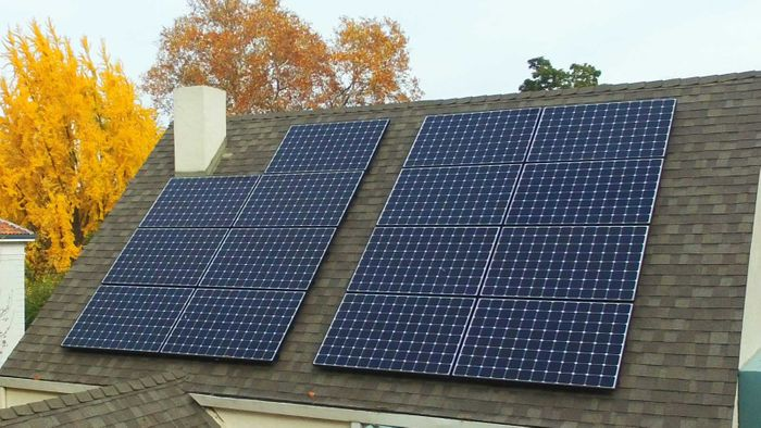 Solar Panel Installation in Northern California