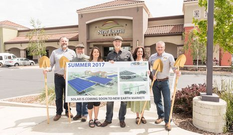 New Earth Yuba City Solar Panels