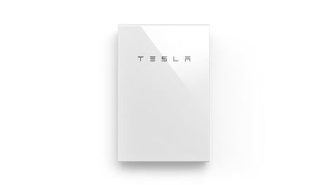 Tesla Powerwall Battery Backup System