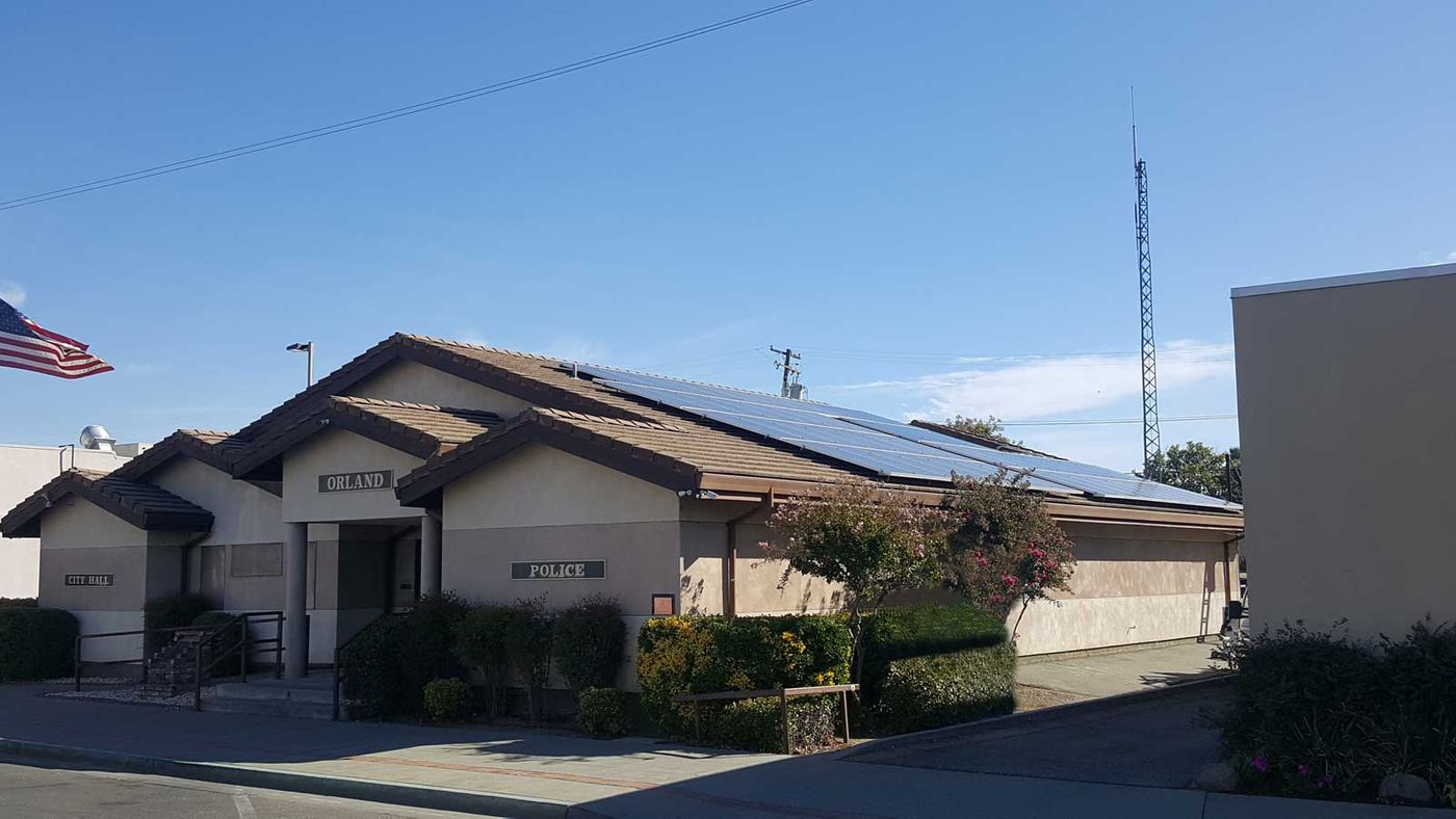 Commercial Solar Panel Installation in Northern California