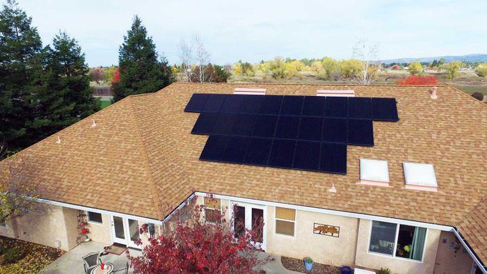 Chico California Residential Solar