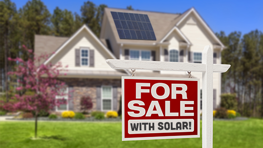 I want to sell my solar home -- now what?
