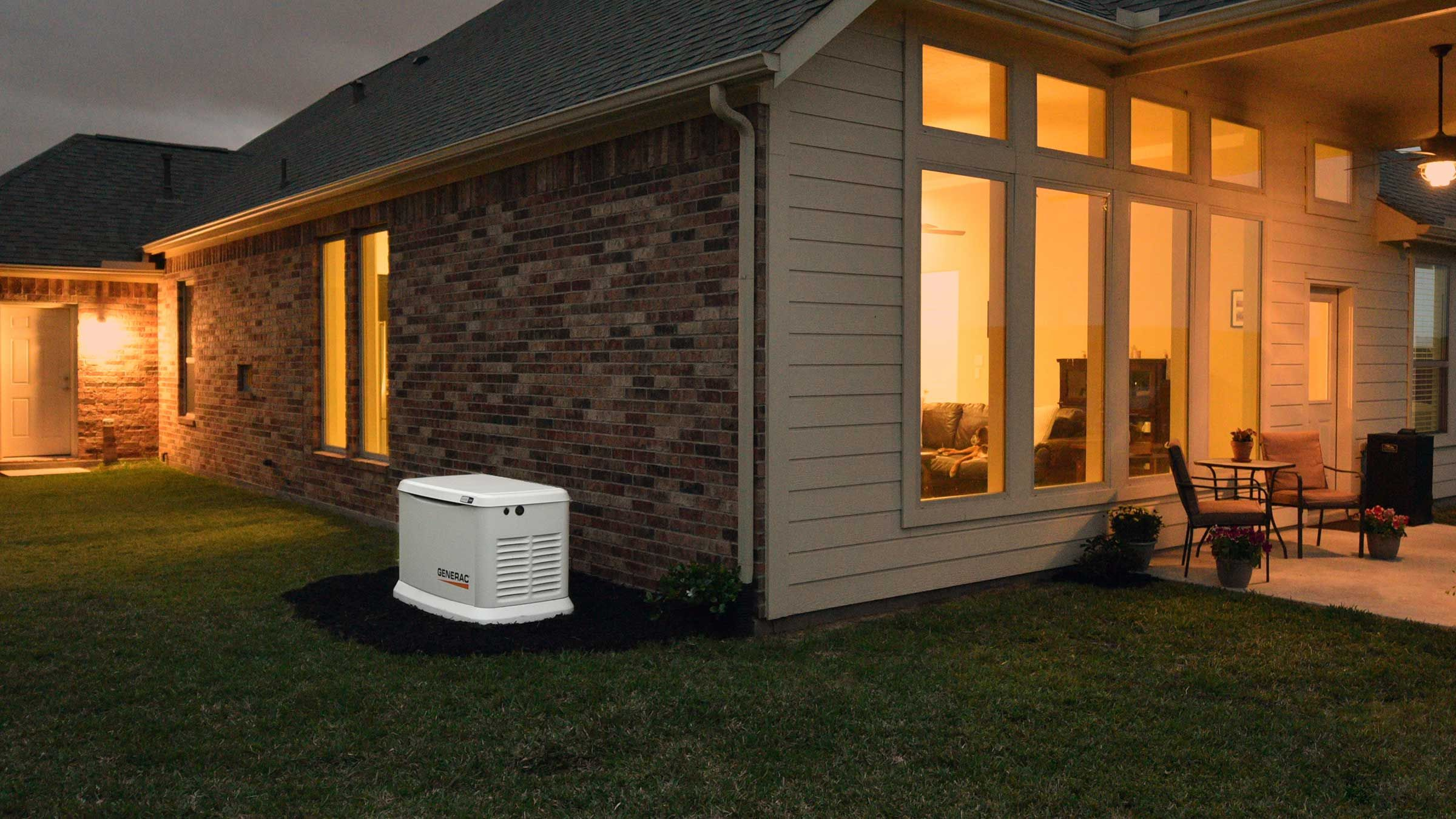 Prepare for power outages with Generac®