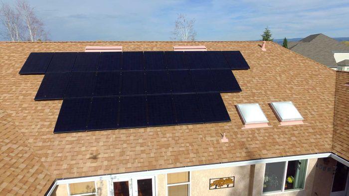Chico California Solar Power