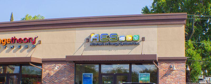 Alternative Energy Systems Solar Design Center - Chico, CA