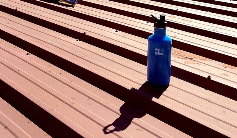 Klean Kanteen Reusable Beverage Container