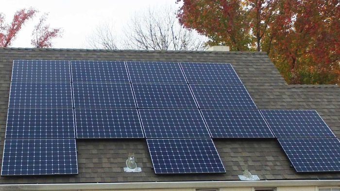 Solar Panel Installation in North Valley