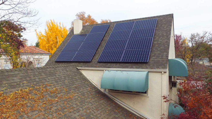 Solar Panel Installation in Chico