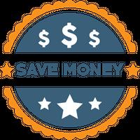 Save Money Trust Badge
