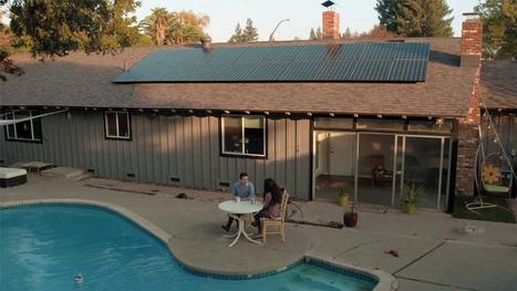 Chico Solar Panel Installation