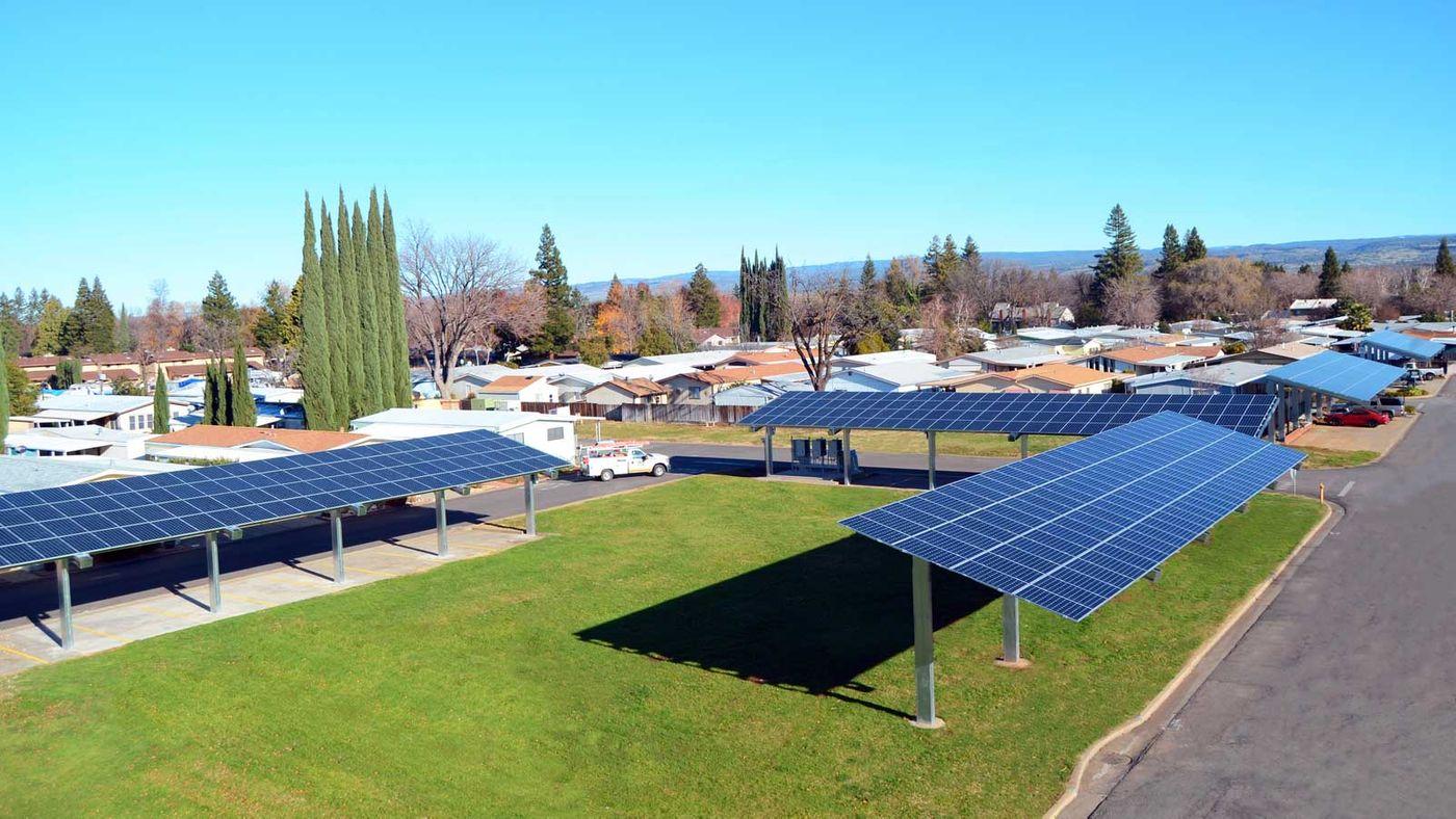 Casa De Flores Chico Solar Panels