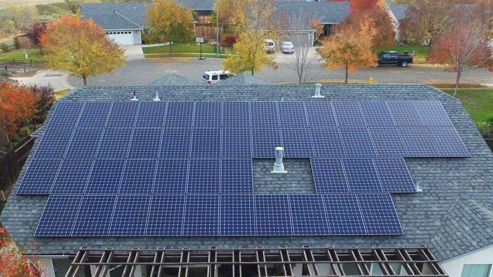 Chico Solar Panel Company