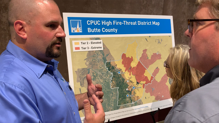 Click to view CPUC FireMap