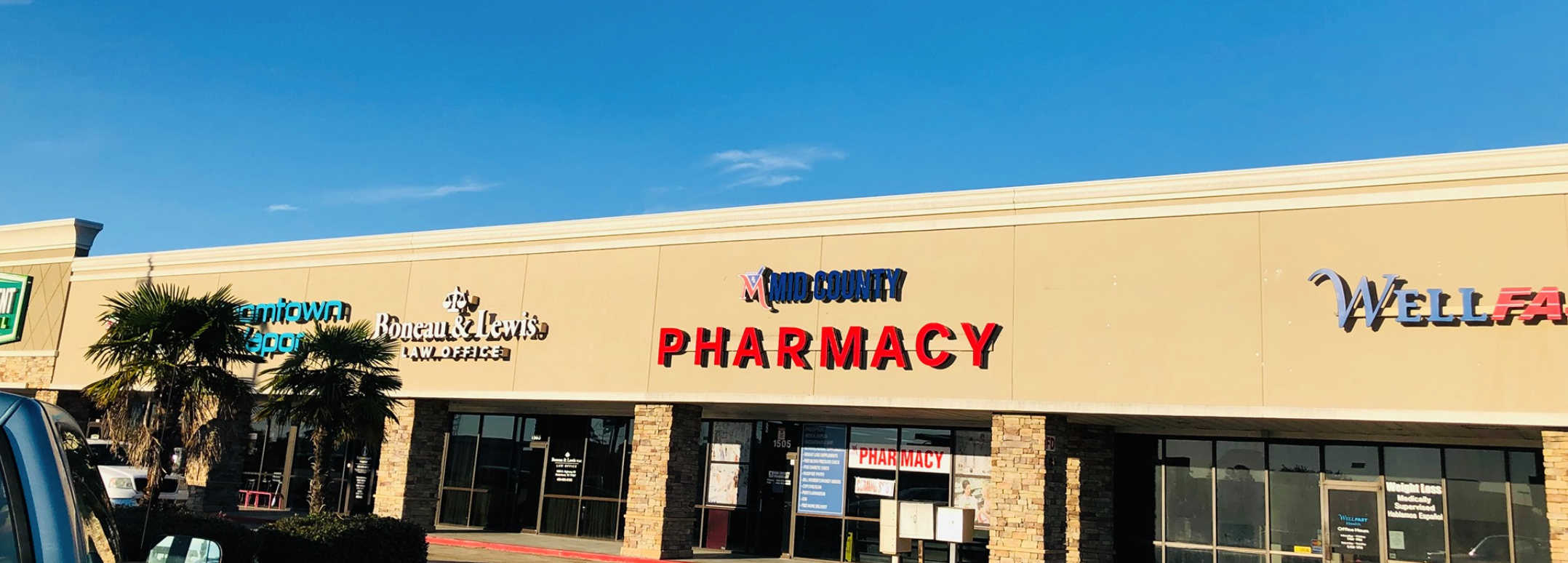 Welcome To Mid County Pharmacy