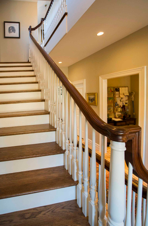 Jennifer Barrett - Back Staircase to 2nd floor.jpg