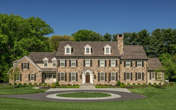 New Stone Colonial