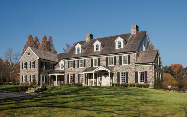 New Colonial Farmhouse