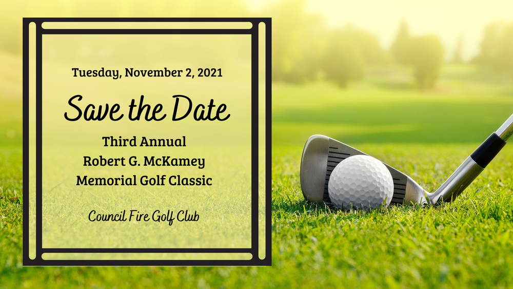 Golf Save the Date 2021