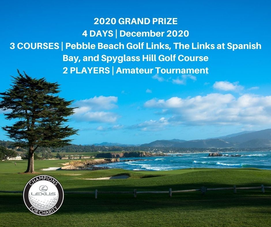 2020 GRAND PRIZE 4 DAYS _ December 2020 3 COURSES _ Pebble Beach Golf Links, The Links at Spanish Bay, and Spyglass Hill Golf Course 2 PLAYERS _ Amateur Tournament.jpg