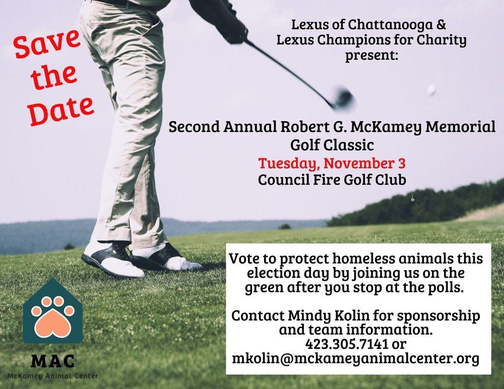 Second Annual Robert G. McKamey Memorial Golf Tournament.jpg