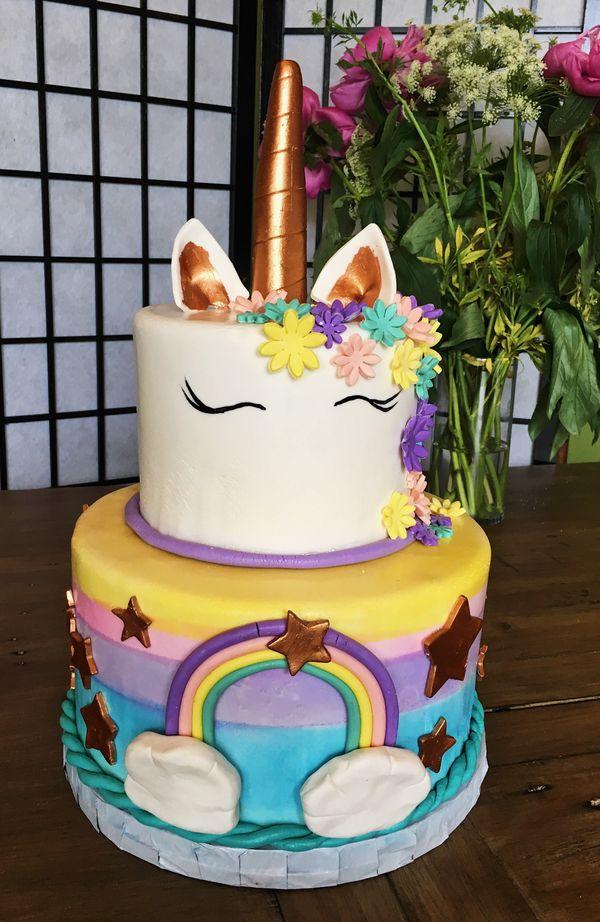 Unique Custom Birthday Cake Design in Austin, Texas
