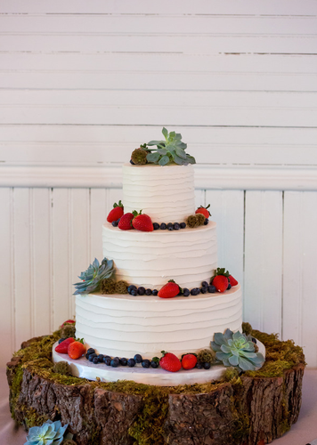 Unique Wedding Cake Design in Austin, Texas