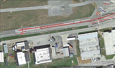 Utility Locating Services Ground Penetrating Radar