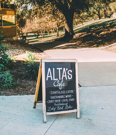 Alta's Cafe and Congress Avenue Kayak