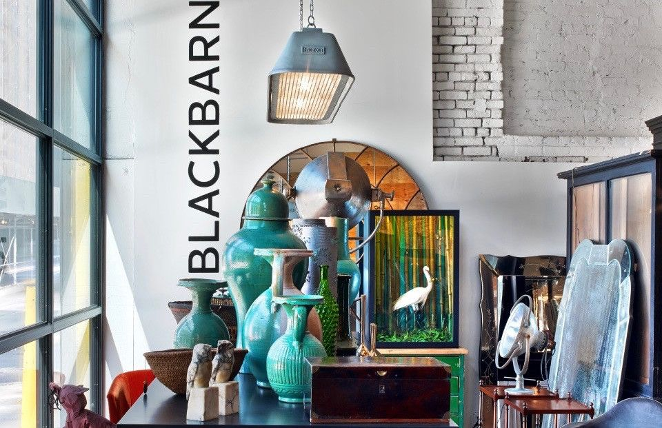 Mark Zeff Blackbarn Interior Design