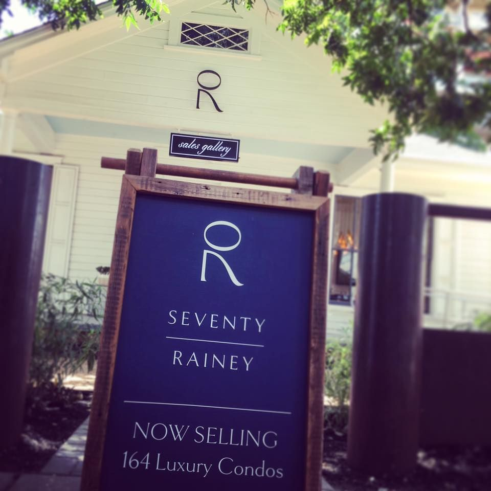70 Rainey Sales Office