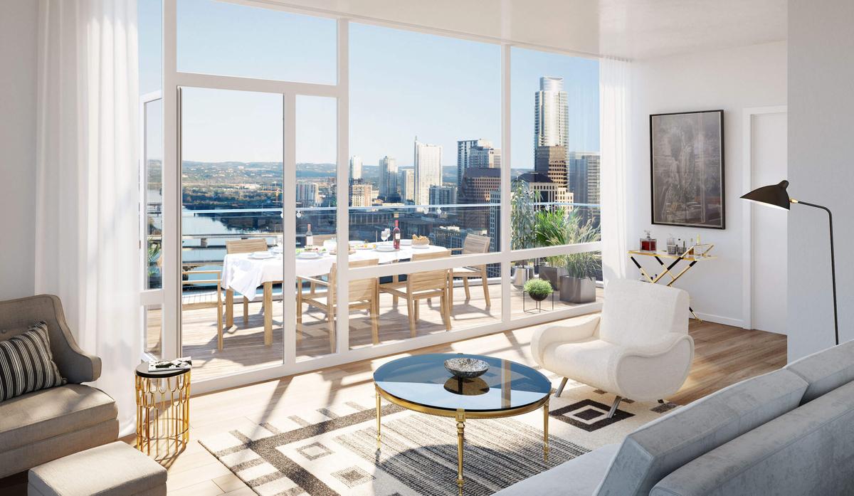 Penthouse Terrace Loft