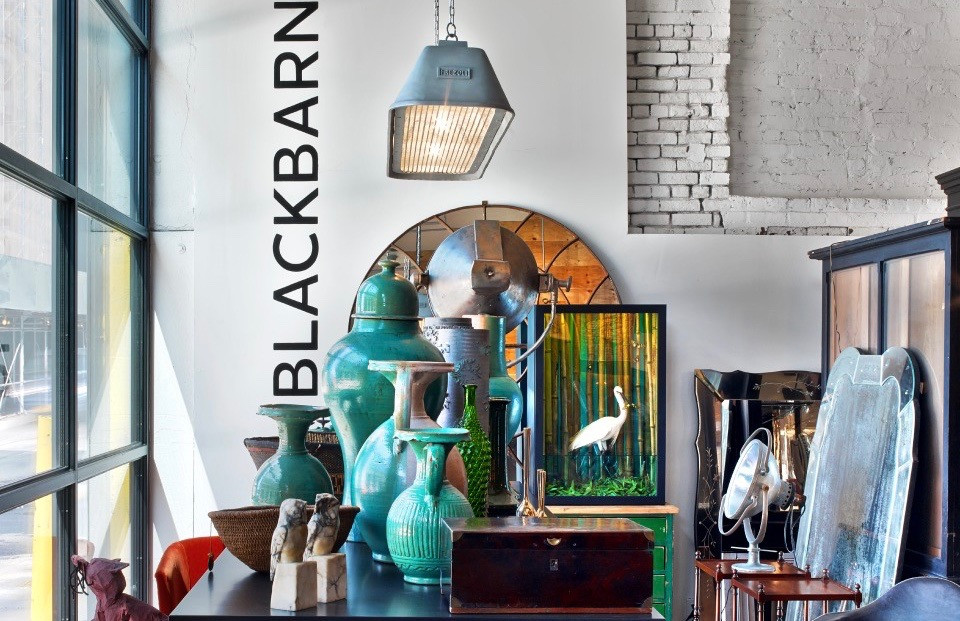 Mark Zeff Blackbarn Interior Design