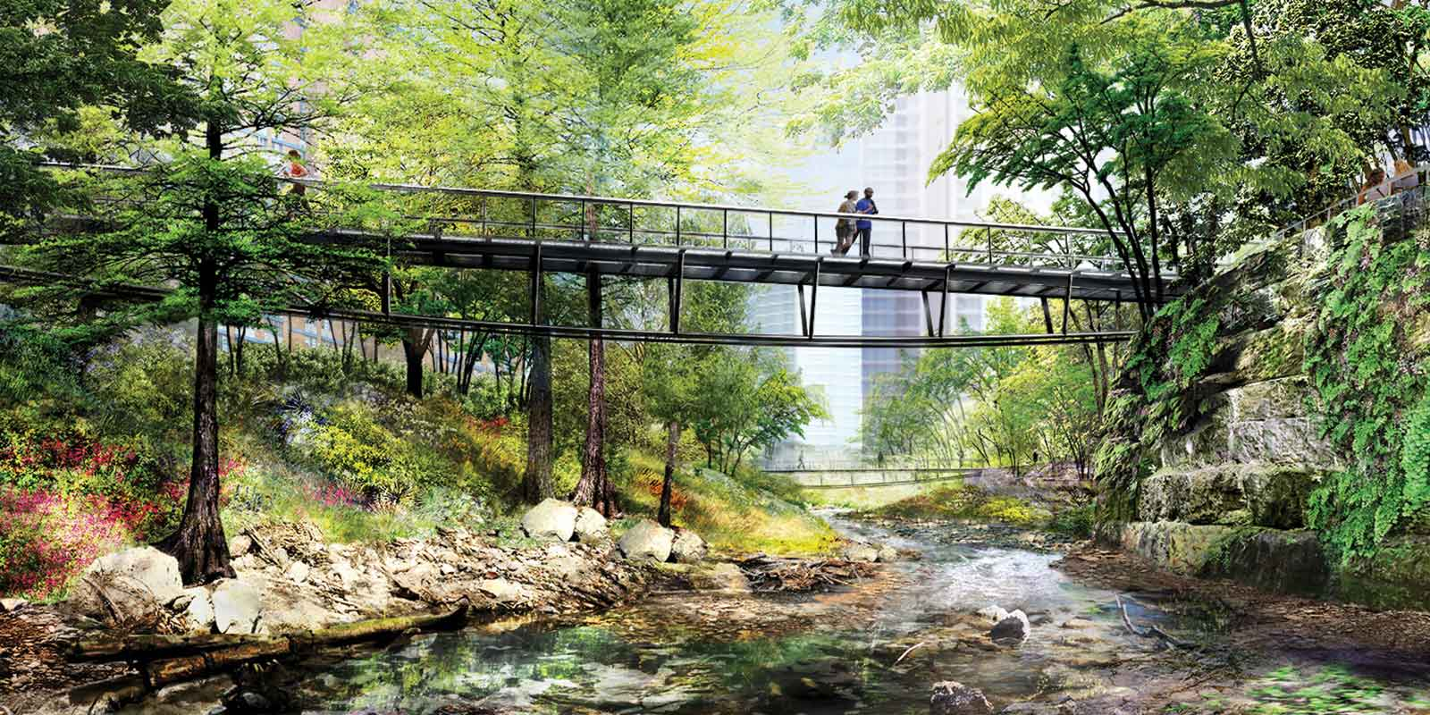 Waller Creek Redevelopment