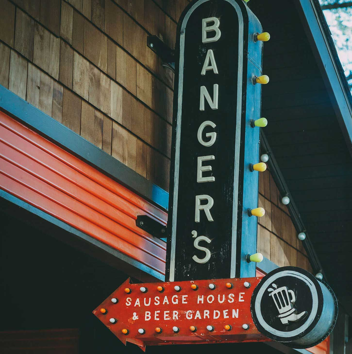 Banger's German Food and Drinks Austin