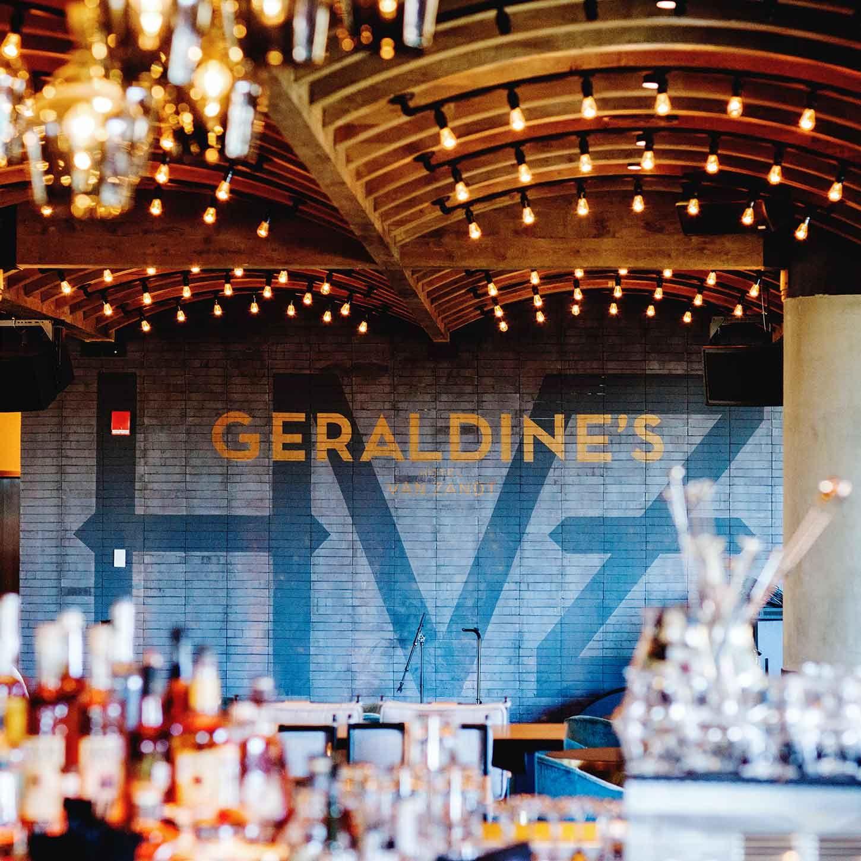 Geraldine's Bar Austin, Texas