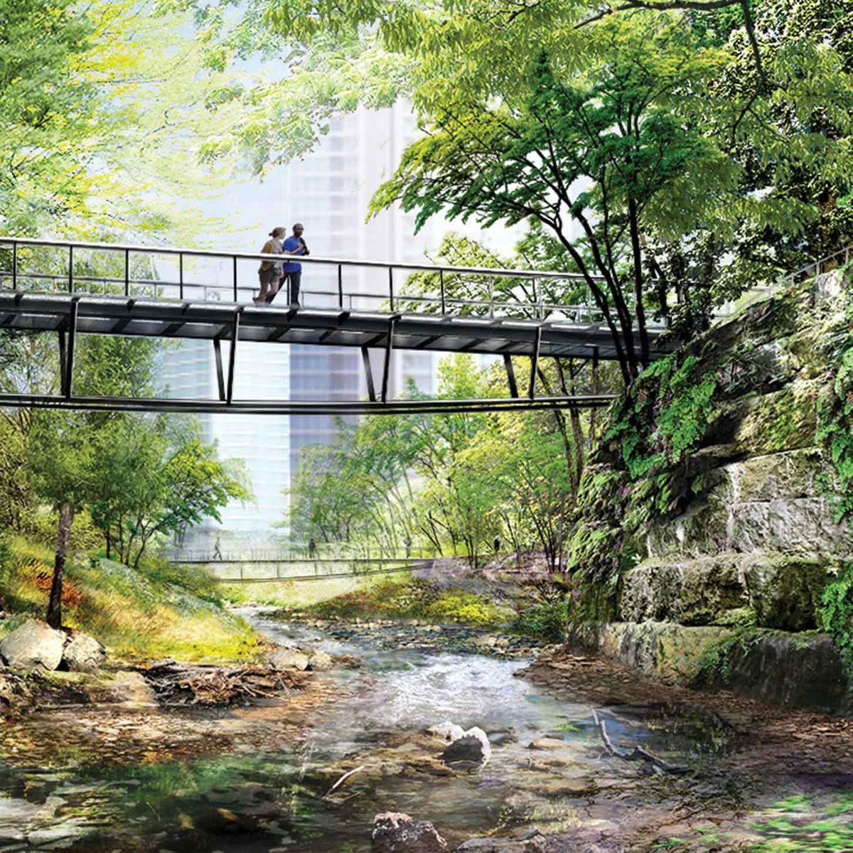 Waller Creek Riverwalk