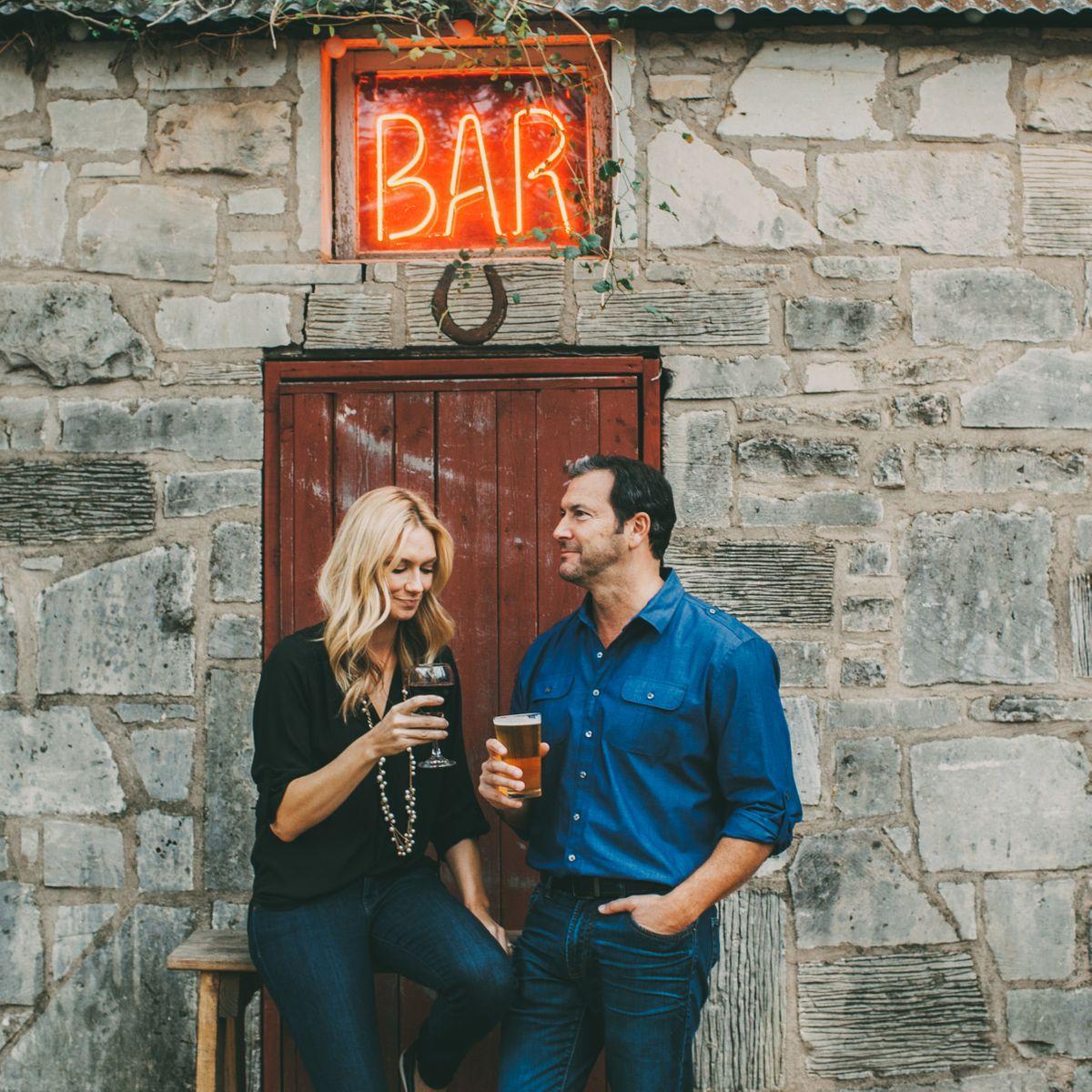 Clive Bar Austin, Texas