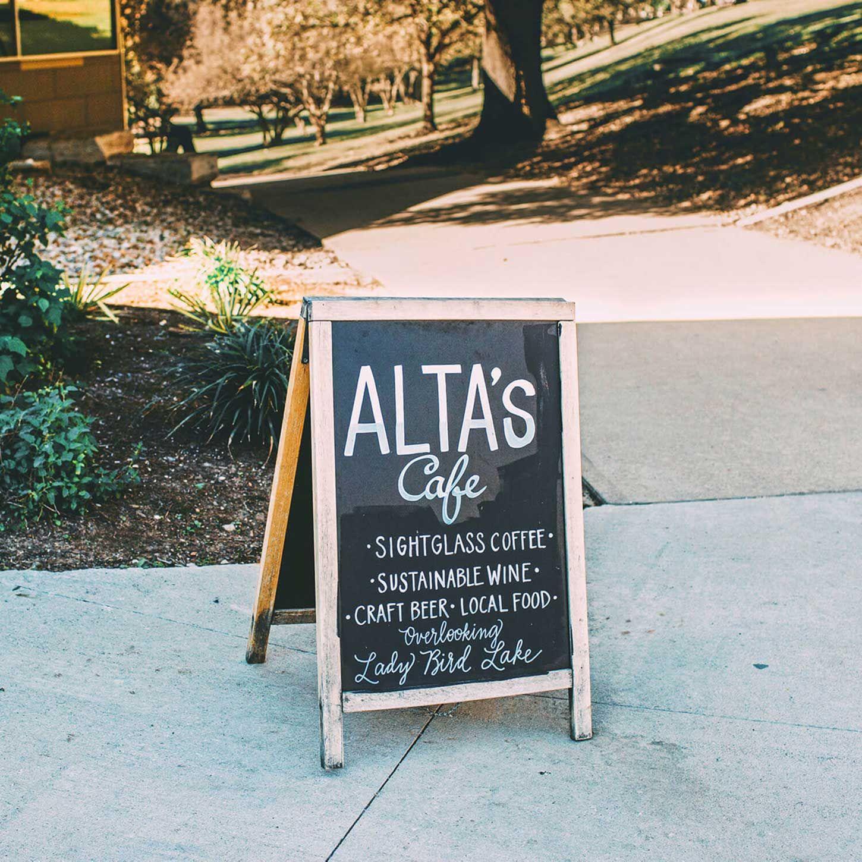 Alta's Cafe Austin, Texas