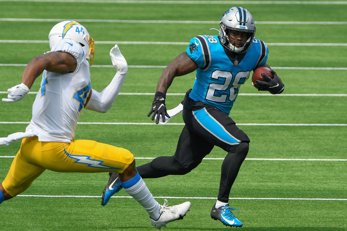 Mike Davis, Running Back, Free Agent, Panthers