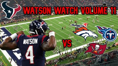 Watson Watch Volume 11