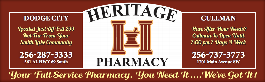 Heritage Pharmacy AL