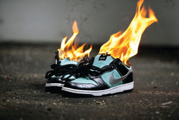 Nike shoes burning.jpg