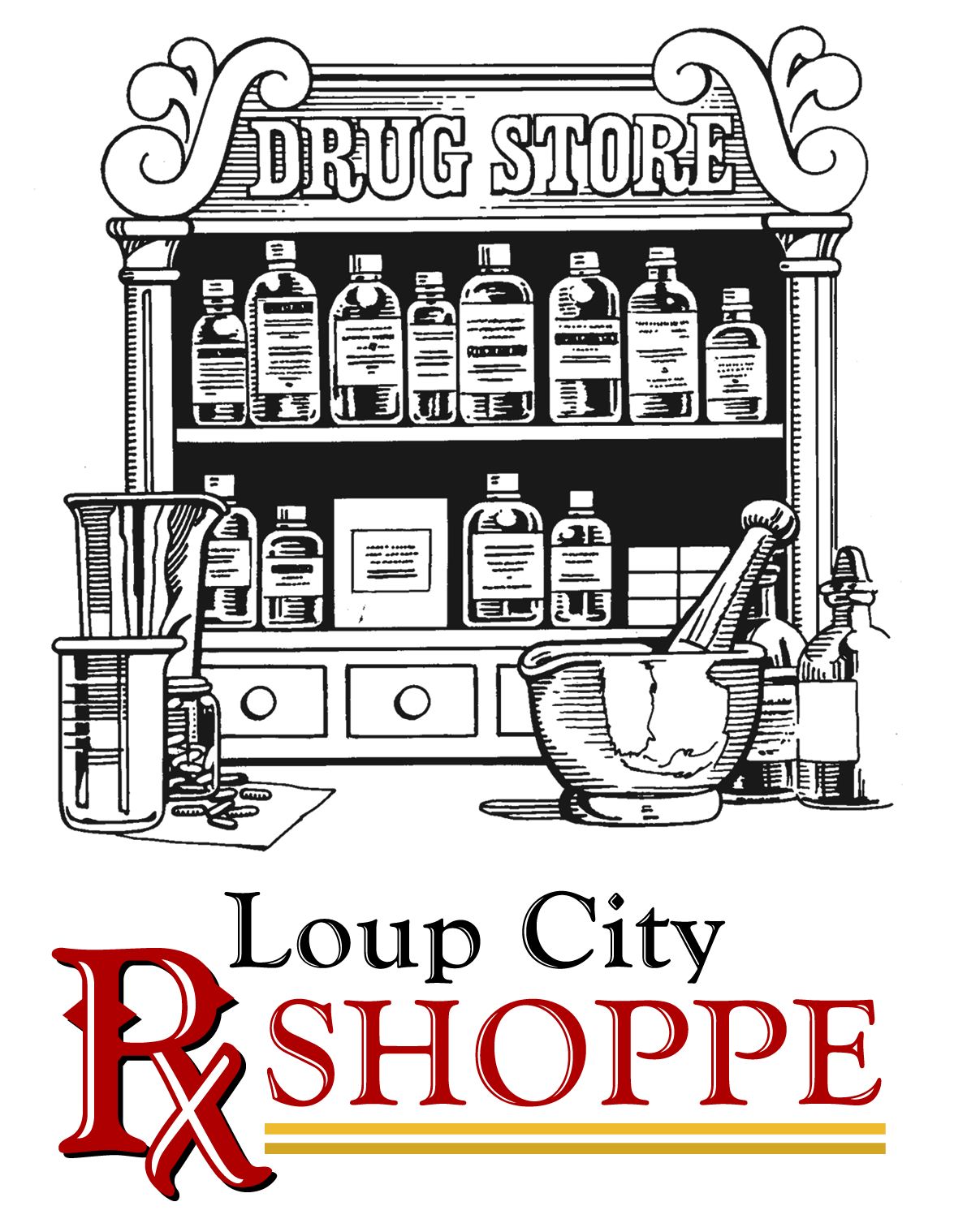 RI - Loup City Rx Shoppe