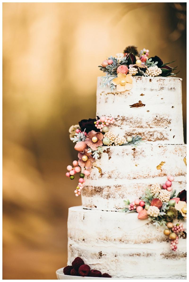The Un-done Cake