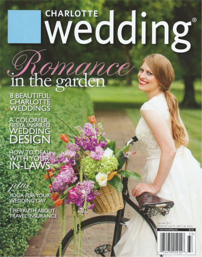 Charlotte Wedding Cover