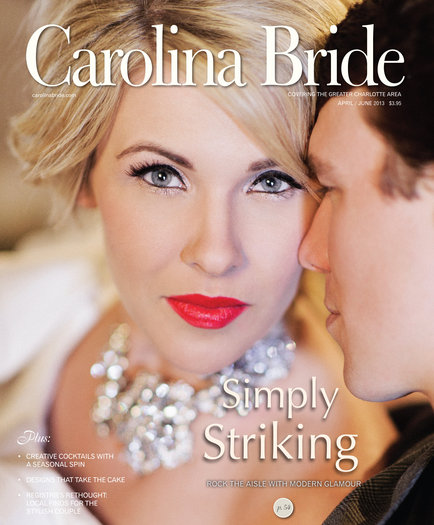 Carolina Bride Cover